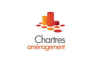 logo chartres amenagement
