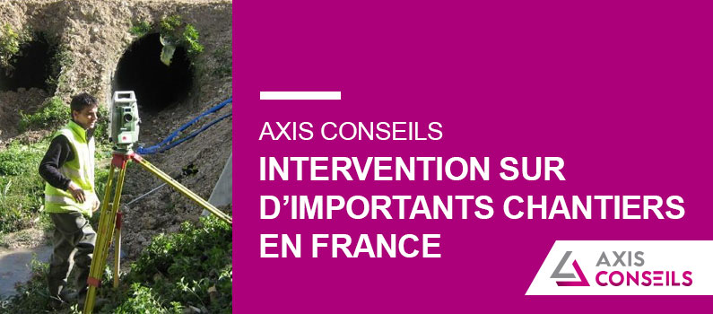 interventions sur chantiers